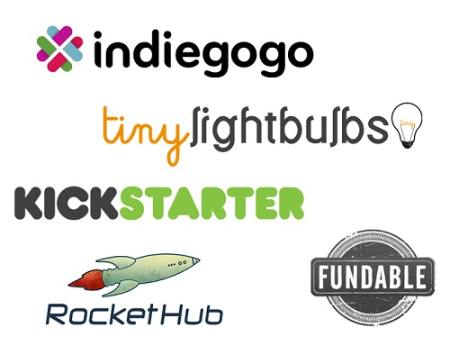 Crowdfunding Websites and Crowdfunding Consultants