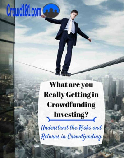 Equity Crowdfunding Investing Risks