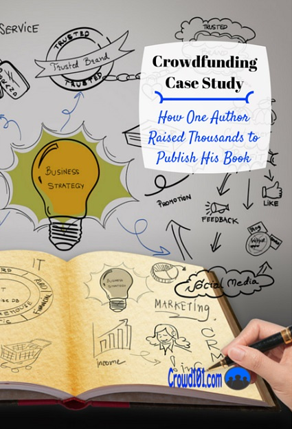 Crowdfunding case study how to publish a book