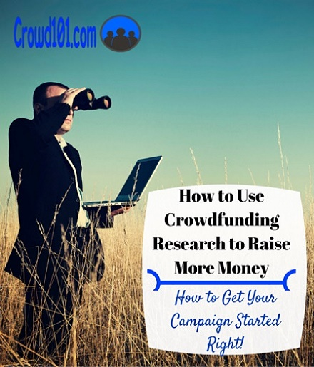 Campaign Strategy: Crowdfunding Research for Campaign Success