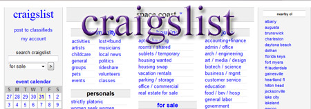 craigslist space coast fl personals