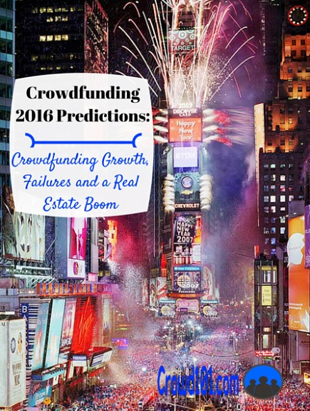 Crowdfunding 2016 Predictions: The Next Real Estate Boom?