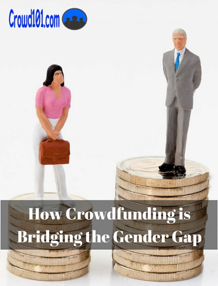 How Crowdfunding is Bridging the Gender Gap