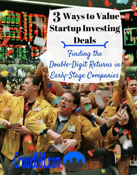 valuation startup investing deals