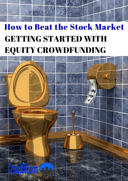 beat the stock market with equity crowdfunding returns