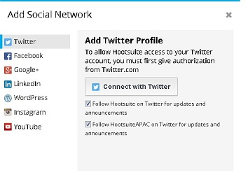 how to use hootsuite social media tool