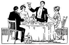 crowdfunding campaigns dinner party
