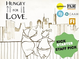 Hungry for Love and Crowdfunding, a Campaign Review
