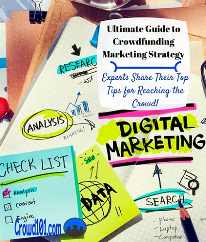 guide crowdfunding marketing strategy
