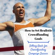 how set realistic crowdfunding goals
