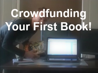 crowdfunding a book