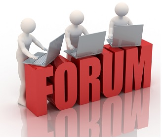 Crowdfunding Outreach Forums