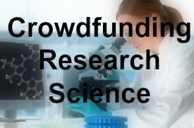 Crowdfund Anything: Crowdfunding Research Science
