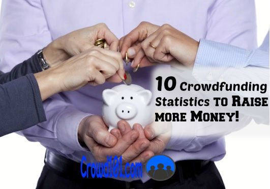 10 Crowdfunding Statistics to Raise More Money