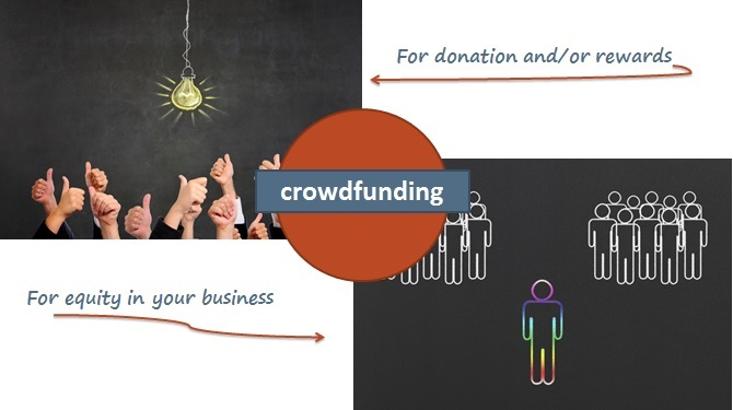 Equity Crowdfunding or Rewards Crowdfunding