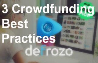 Kickstarter Crowdfunding Best Practices