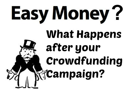 after the crowdfunding campaign
