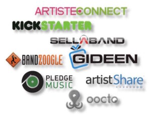 Crowdfunding Music Platforms