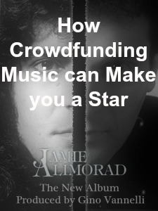 jamie alimorad crowdfunding music production