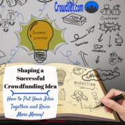 shaping successful crowdfunding idea business
