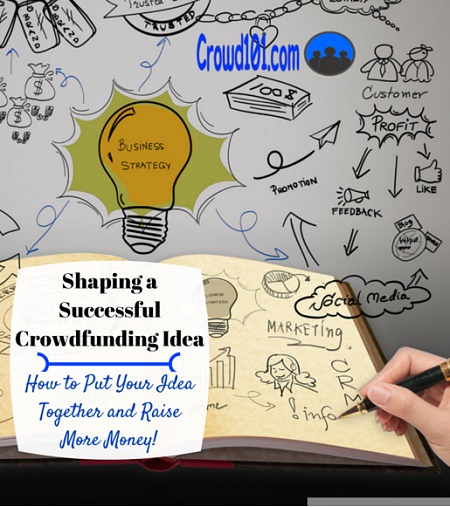 Shaping a Successful Crowdfunding Idea