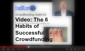 The Habits of Successful Crowd Funding – Video