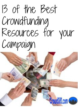 13 of the Best Crowdfunding Resources for your Campaign