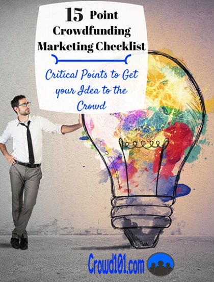 Essential 15-Point Crowdfunding Marketing Checklist