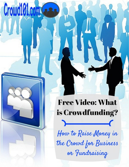 what is crowdfunding video