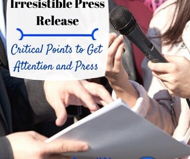 crowdfunding press release tips