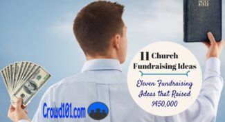church fundraising ideas crowdfunding