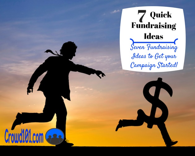 7 Quick Fundraising Ideas that Work [Try These NOW]