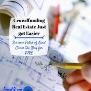 real estate crowdfunding patch of land