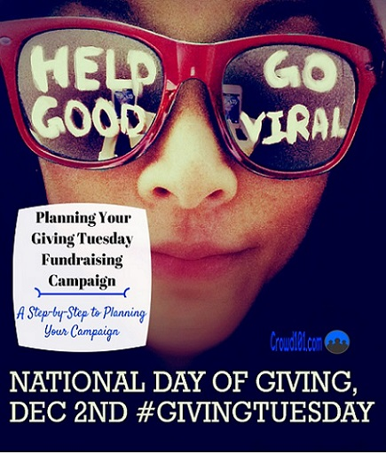 Planning your Giving Tuesday Fundraising Campaign