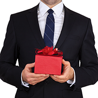Corporate matching gifts are a great school fundraising idea.