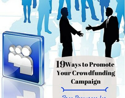 Ways to promote your crowdfunding campaign