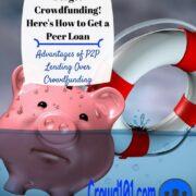 peer lending versus crowdfunding loans