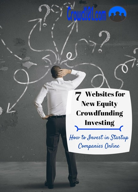 7 Websites for New Equity Crowdfunding Investing