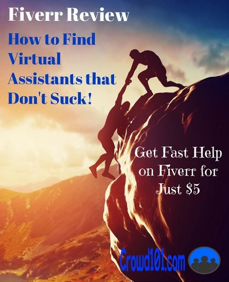 Fiverr Review: How to Find Virtual Assistants that Don't Suck