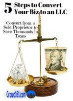 Save Thousands by Converting from Sole Proprietor to LLC
