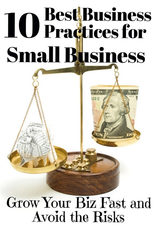 10 Best Business Practices for Small Business
