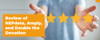 Read our matching gift database reviews!
