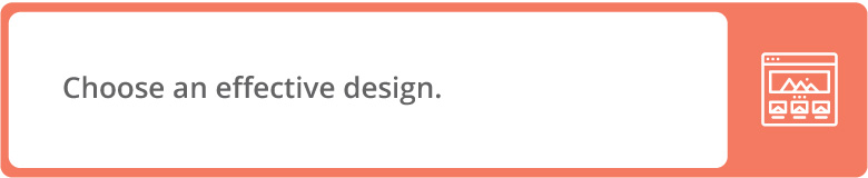 A good design is a donation page best practice.