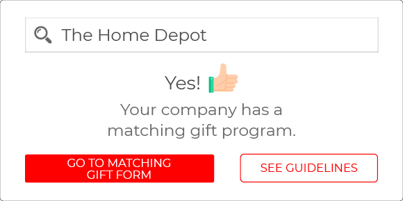 Matching gifts and donation forms work best if you use software to direct donors to the matching gift forms they need.