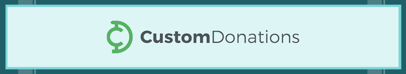 Custom Donations is one of our favorite providers of school fundraising software.
