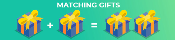 School fundraising software can help you match gifts.